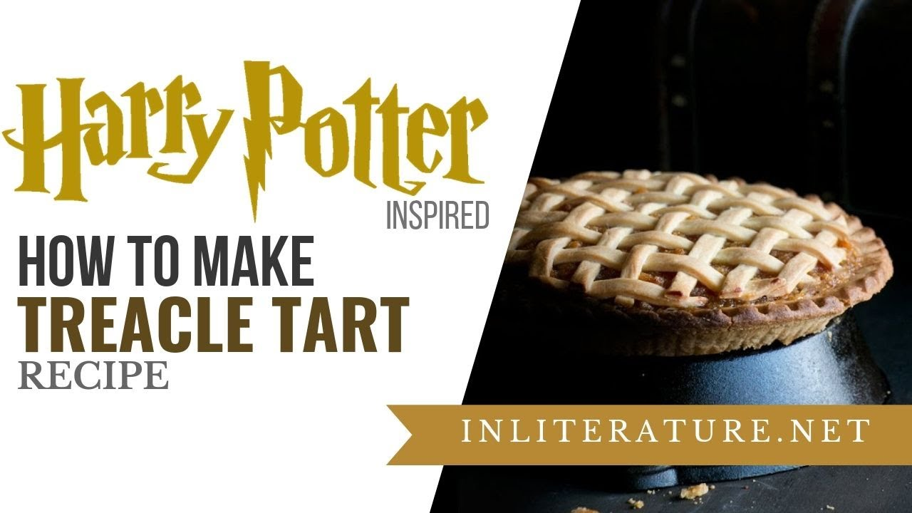 Treacle Tart Harry Potter Series Food In Literature Youtube