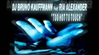 DJ BRUNO KAUFFMANN FEAT RIA ALEXANDER TOO HOT TO TOUCH - Brown & Kraft Hot Remix