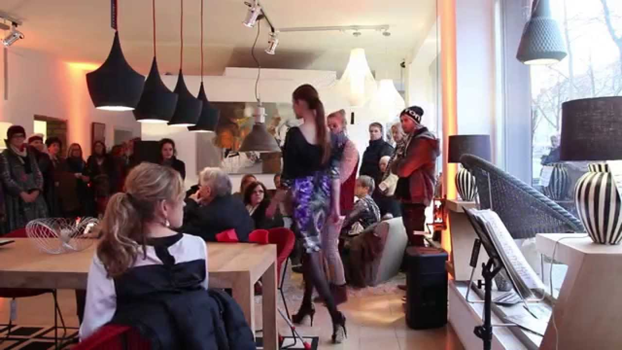 Fashion Meets Furniture - YouTube