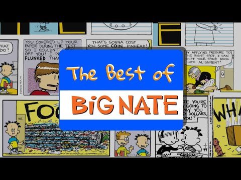 The Best Of Big Nate Comics: Featured Compilation