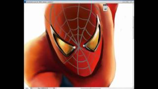Spiderman Speed Drawing