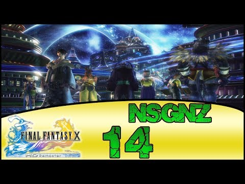 Final Fantasy X HD Remaster - Reto NSGNZ | Capitulo 14 # Monte y Cueva Gagazet