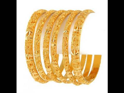 bangles for baby bracelet jewelry in pair bangle gold of set womens women