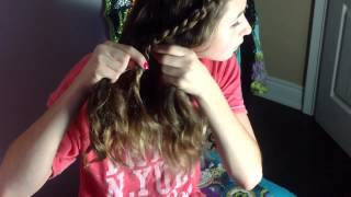 Diy spa day hair styles Thumbnail