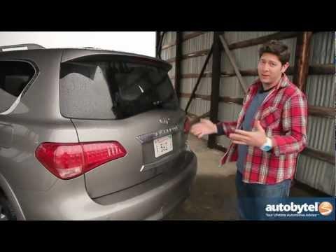 2012 Infiniti QX56 Test Drive & Luxury SUV Video Review
