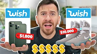 Download I Bought The MOST EXPENSIVE Items On Wish!! Mp3 and Videos