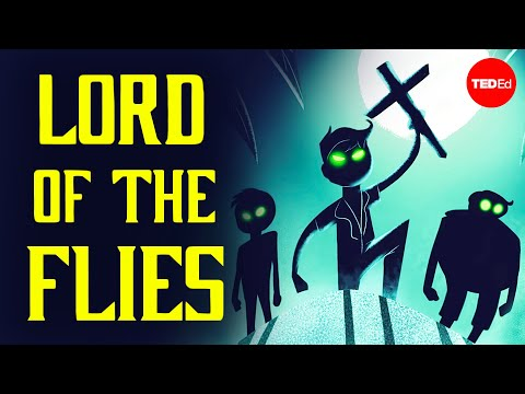 "Video image: Why should you read ""Lord of the Flies"" by William Golding? - Jill Dash"