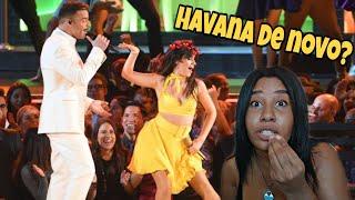 REACT Camila Cabello - Havana (GRAMMY PERFORMANCE) - Kamille Silva