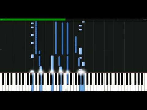 Blur - Charmless Man [Piano Tutorial] Synthesia | passkeypiano