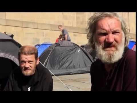 Tent City Leeds