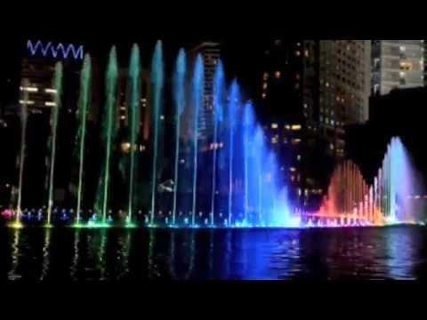 OASE | Fountain Technology - Musical Fountain - KLCC Park | Kular Lumpur, Malaysia