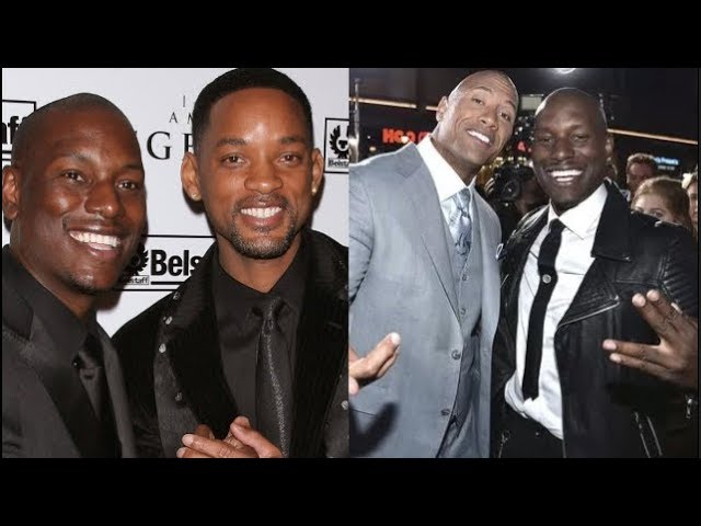 Will Smith Gives Tyrese $5 Million To Pay For Legal Fees &  Tyrese Claims The Rock Is Stopping His Money