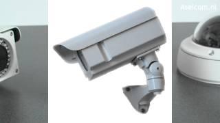 Het beste model bewakingscamera technisch gezien