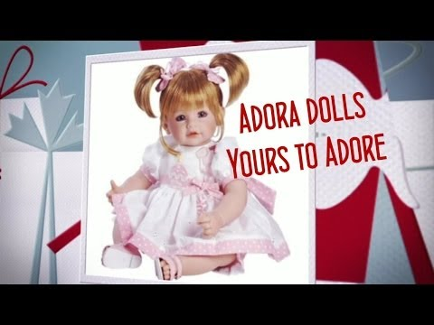 Adora Dolls Gallery – Sale – Collectible Dolls Adora Baby Dolls and Porcelain Dolls