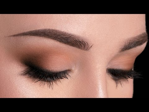 Easy Everyday Smokey Eye Makeup Tutorial