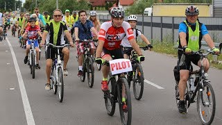 Rajd rowerowy dla aktywnych rodzin