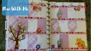 Gambar cover Plan With Me Dollar Tree Stickers Happy Planner