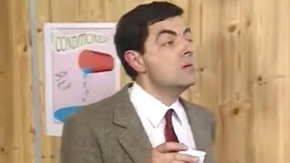 A Cup of Bean | Double Bean | Classic Mr Bean