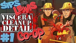 Viscera Cleanup Detail Co-Op w/ Lewis (11/9/15) - Part 1