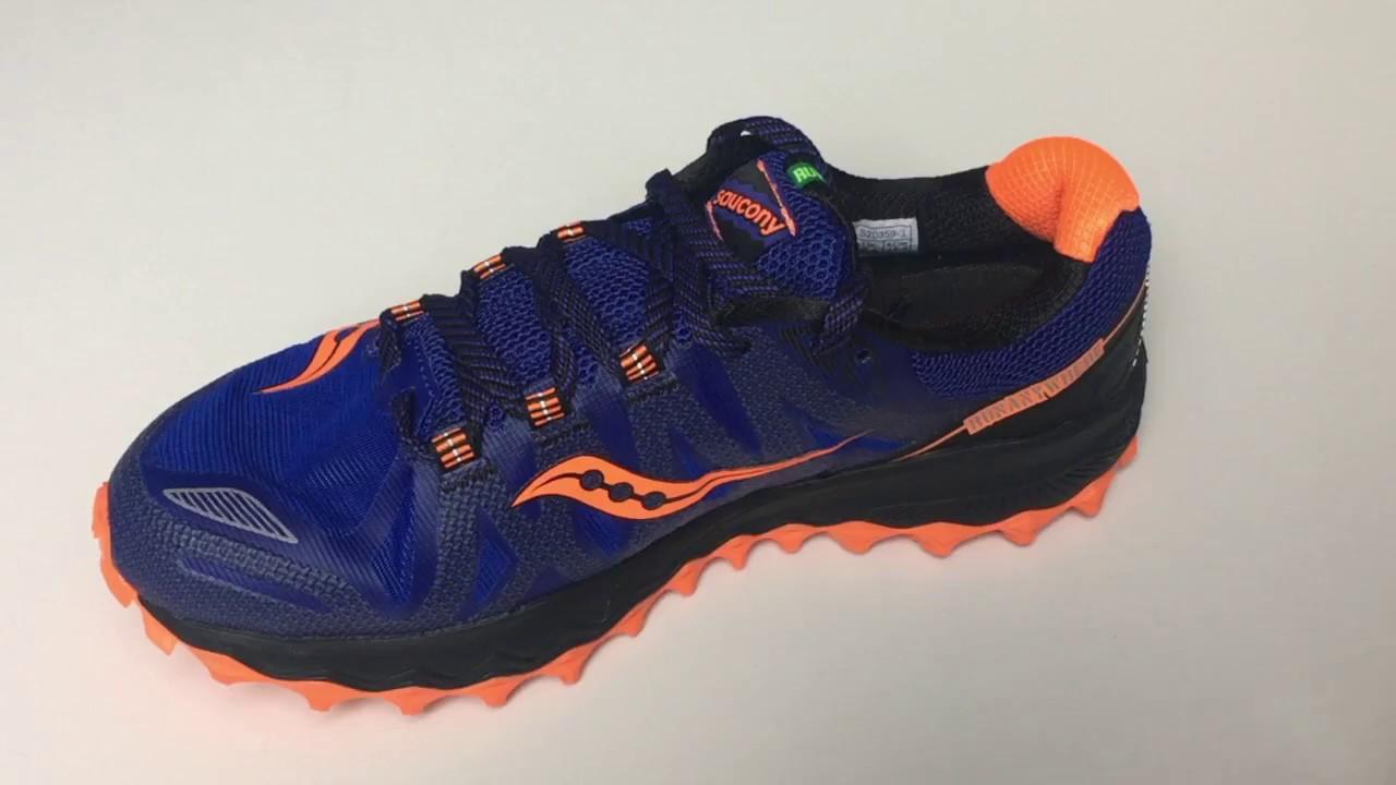 7d16cad8d57  Trail  Les chaussures Peregrine 7 de Saucony   accroche et dynamisme pour  tout terrain