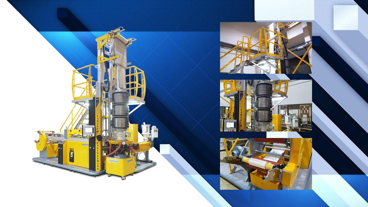 Laboratory Polymer processing machines   Labtech Engineering
