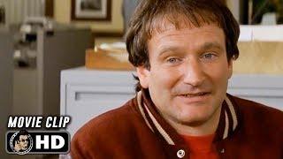 MRS. DOUBTFIRE Clip - I Do Voices (1993) Robin Williams