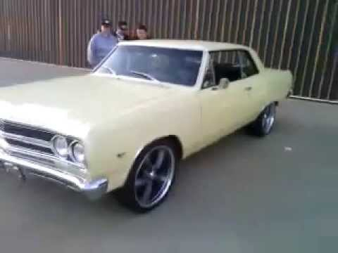 Block Old School Malibu Ss With A Cam Ls Muscle Cars