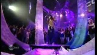 LeToya performing Torn on CD USA
