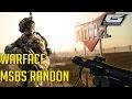 WARFACE - MSBS RADON / FFA MOTEL