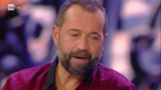 Fabio Volo e Gianumberto Accinelli - Che tempo che fa 01/10/2017