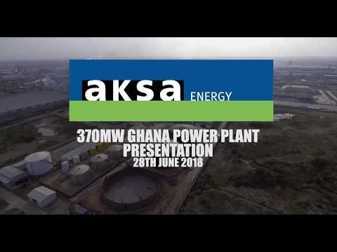 ASKA Energy Ghana Site