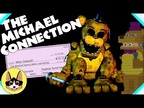 The Michael Connection  |  Five Nights at Freddy's FNAF Theory thumbnail
