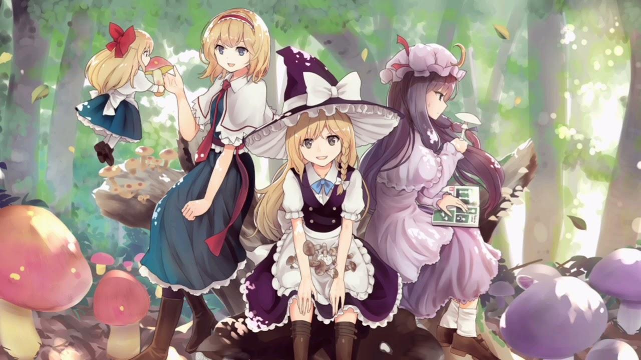 東方ボーカル】 「Witches' Night 森羅万象 Ver.」 【森羅万象 ...
