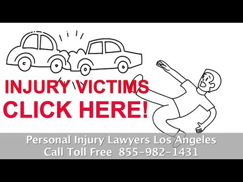 Personal Injury Lawyer Los Angeles 855-982-1431 Injury Attorneys Near Me in Los Angeles California