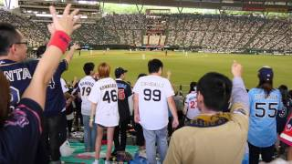 2015年5月6日 埼玉西武ライオンズvsオリックス・バファローズ 応援歌名&...