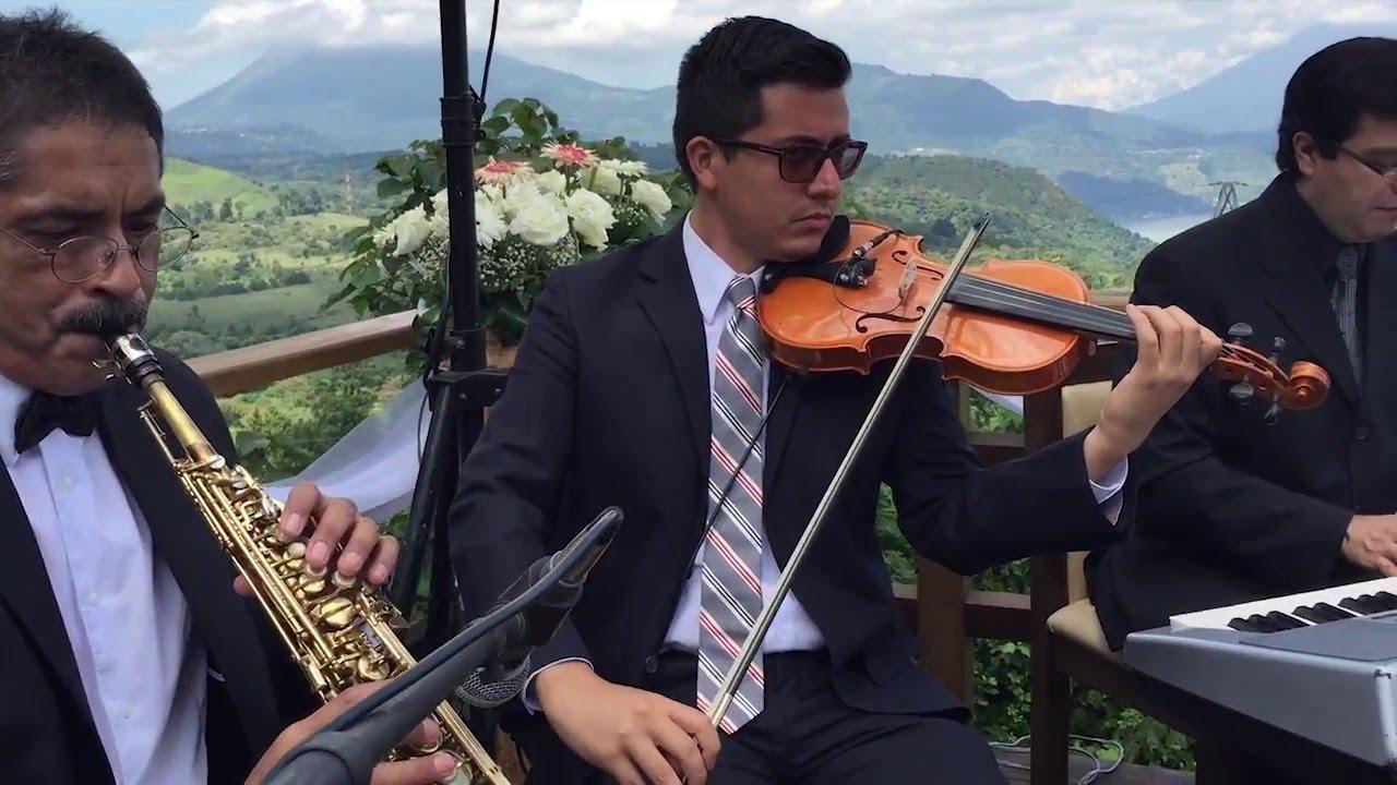 MÚSICA CRISTIANA PARA BODAS GUATEMALA, ANTIGUA- Htaylormusic