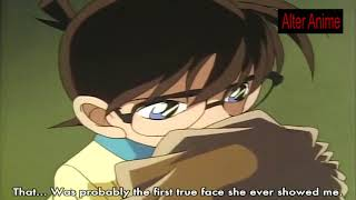 Conan and Haibara First Meet Moments