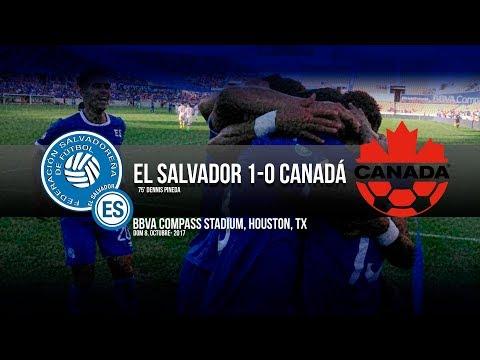 #Amistoso | El Salvador vs Canada