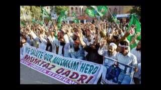 Allama Muhammad Umer Faiz Qadri About Mumtaz Qadri