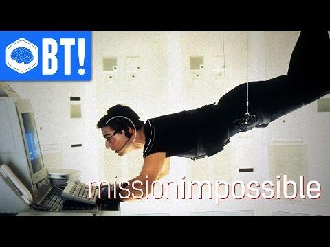 Brain Tank! - Mission Impossible Quiz