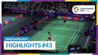 Asian Games 2018 Highlights #43