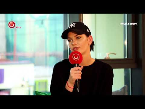 What a Story: Laura Giurcanu dezvaluie secretele vlogging-ului @Utv 2018