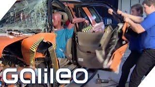 Wie sicher sind chinesische Autos? | Galileo | ProSieben