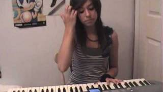 "Me Singing ""Shark In The Water"" by VV Brown - Christina Grimmie"