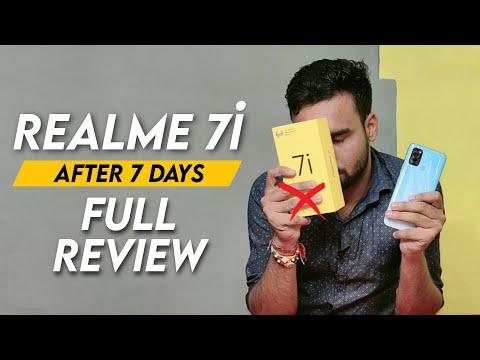 Realme 7i Full Review After 7 Days | Realme 7i Pros & Cons | Realme 7i Camera Test | 7i Problems