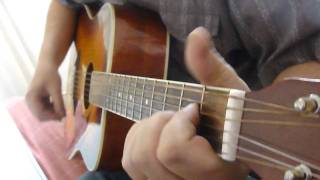 Frankie Miller - Darling (acoustic guitar cover + cords)