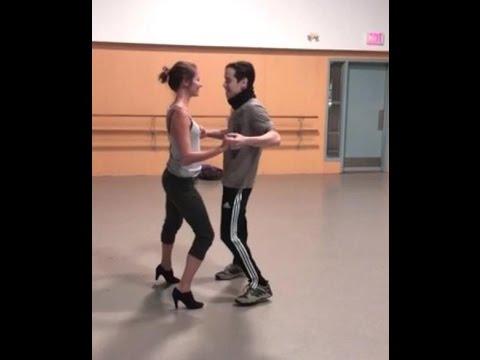 Amy Acker  'sexy Salsa dance'