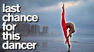 Poor Dancer Has ONE CHANCE To Change His Life *Emotional*