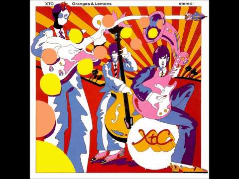 XTC - Oranges & Lemons (Full Album) [HD]