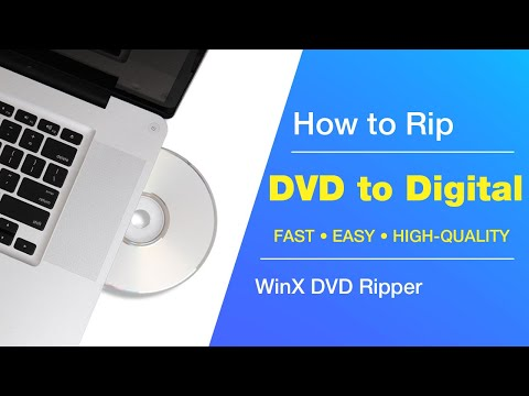 Disc to Digital: How to Rip DVD to Digital Copy (with Hardware Acceleration)